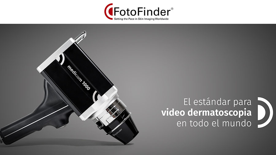 Análisis capilar con FotoFinder